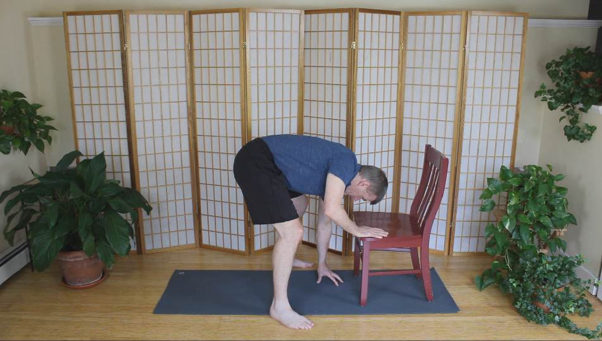 Beginning to squat part 1.